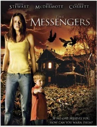 Messenger Kristen Stewart on Are Some Stills From The Movie The Messengers With Kristen Stewart